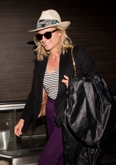 Diane-Kruger-smiled-while-arriving-LAX-Tuesday