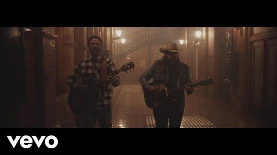 """Justin Timberlake and Chris Stapleton """"Say Something"""" Video"""