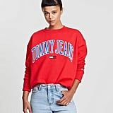 Tommy Jeans Classics Logo Crew ($169)