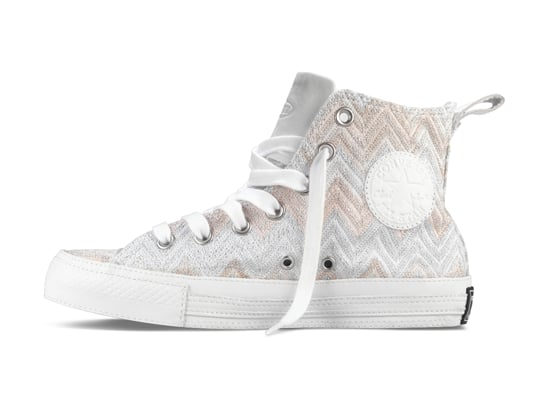 Missoni Converse Collaboration Spring 2012