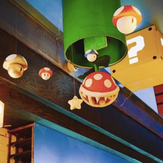 Super Mario Pop-Up Bar in Washington DC