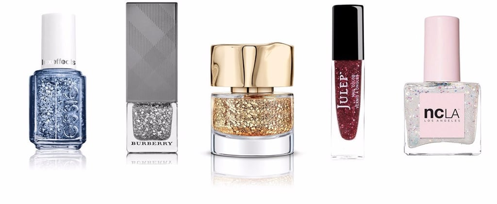20 Gorgeous Glitter Nail Polishes to Wear This Holiday Season