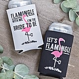 Flamingo Can Coolers ($5 each)