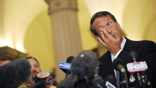 Mark Sanford's Wife Jenna Can't Stand by Her Man