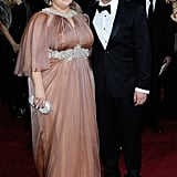 The dynamic duo made jaws drop at the 2012 Academy Awards.