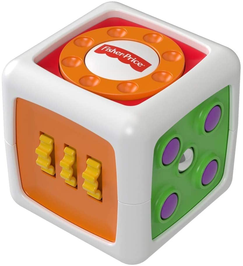 Fisher-Price My First Fidget Cube