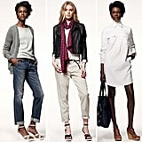 First look! Gap shows cool classics for its Fall 2012 collection, take a peek inside.