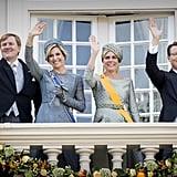 The Netherlands: King Willem-Alexander