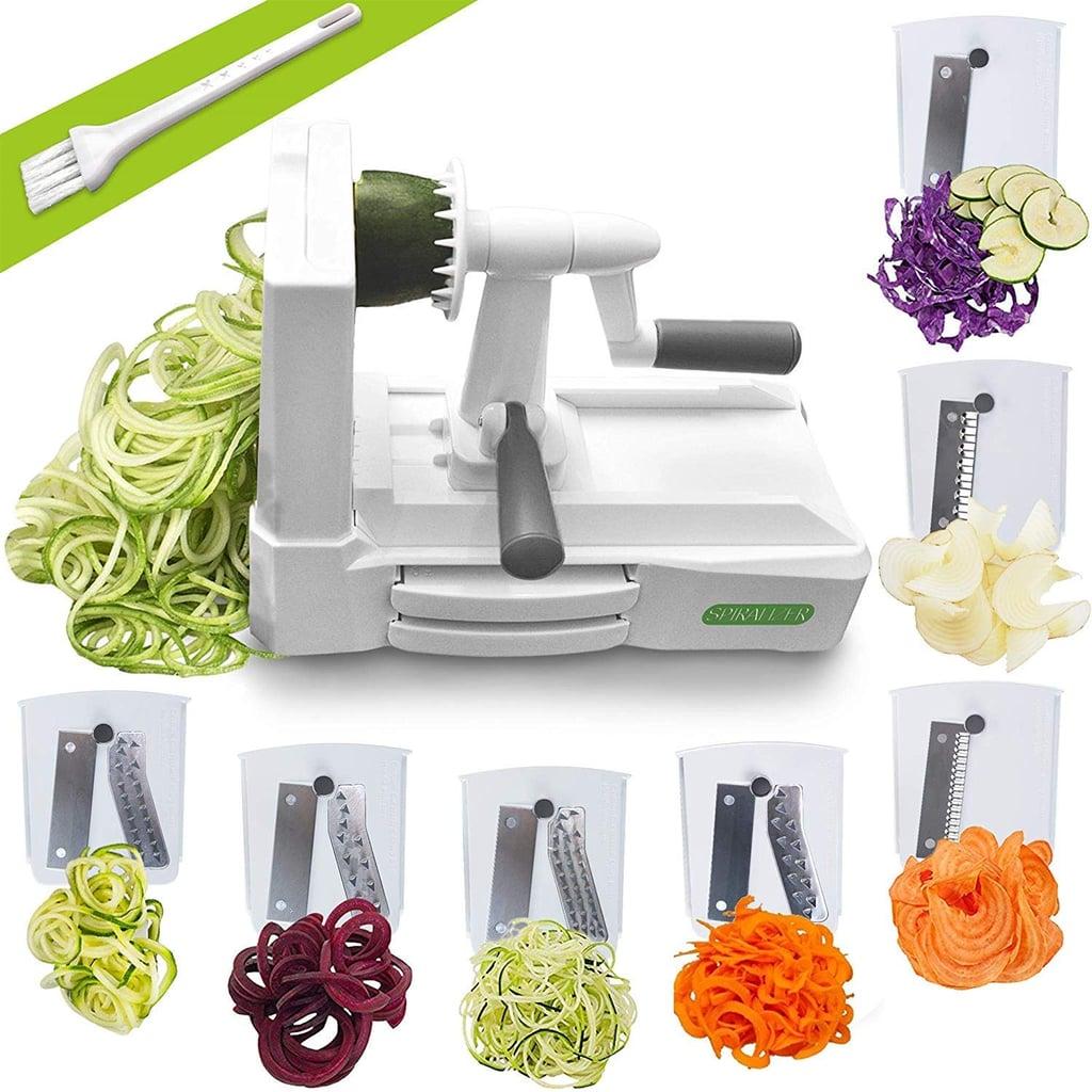 Spiralizer Ultimate Seven Strongest-and-Heaviest Duty Vegetable Slicer