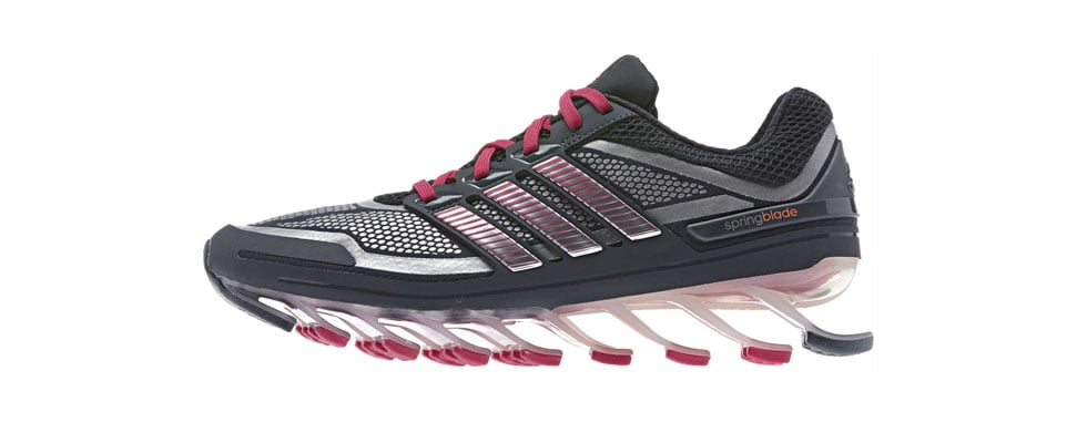 The New Adidas Springblade Running Shoes Are Like Nothing