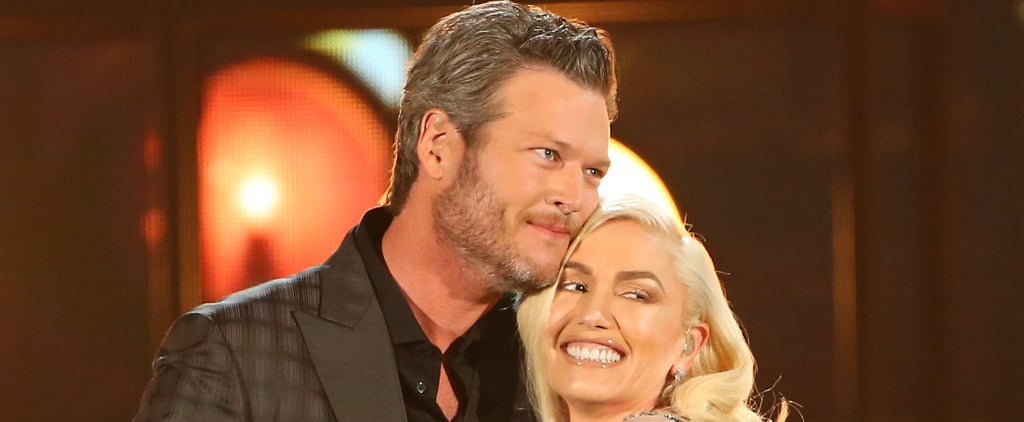 Gwen Stefani and Blake Shelton Billboard Music Awards