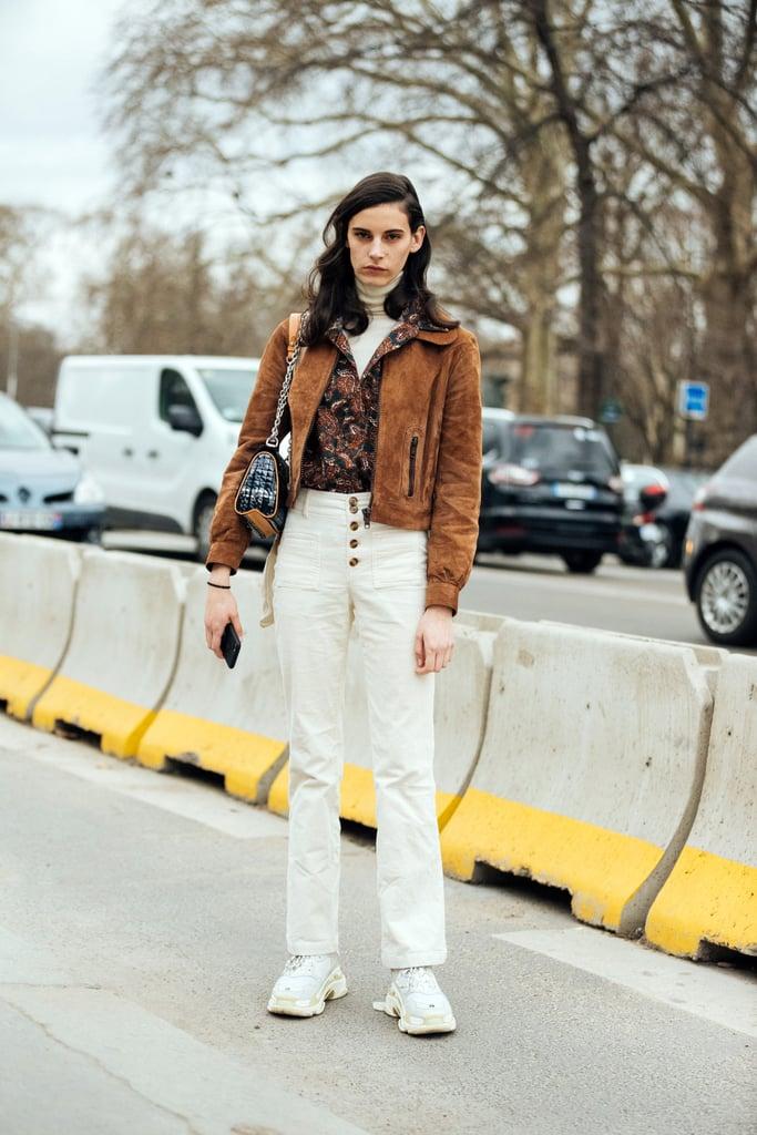 How to Wear Suede: A Cropped Jacket