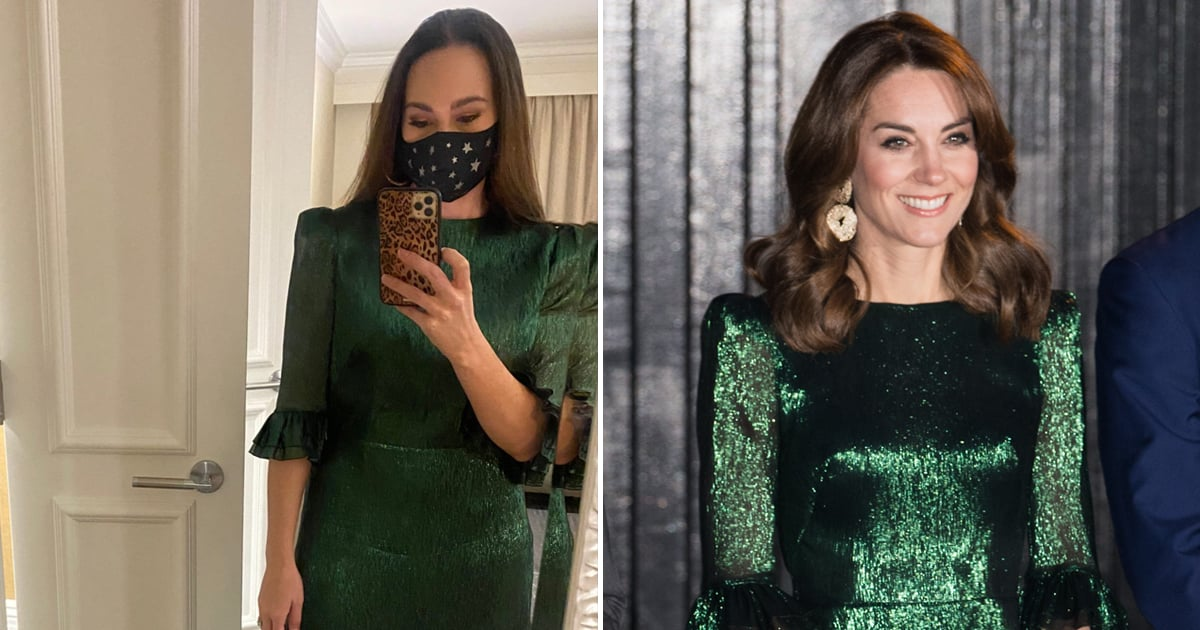 We Almost Missed Meena Harris's Kate Middleton Style Moment on Inauguration Day