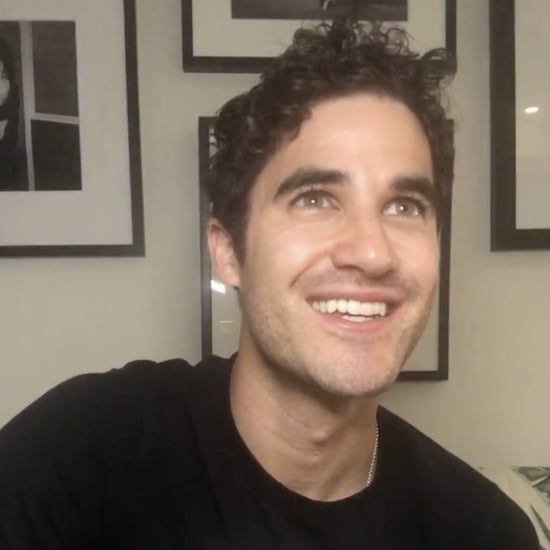 Darren Criss Celebrates the 10th Anniversary of Glee Debut