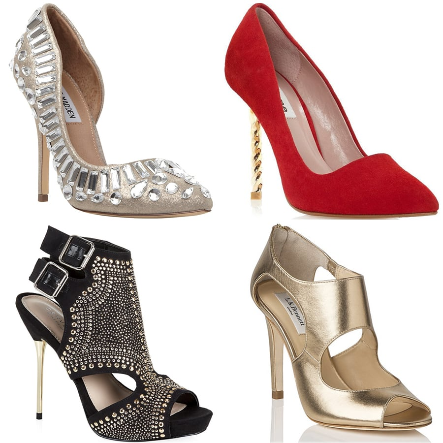 Best Party Shoes For Winter 2014