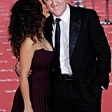 At the Goya Cinema Awards in Madrid, Spain, on Feb. 19, 2012.