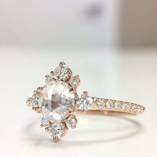Unique Rose Gold Engagement Rings | 2019