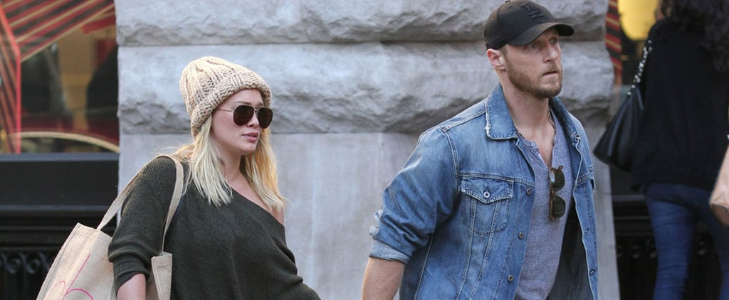 Hilary Duff and Her Trainer, Jason Walsh, Confirm Their Romance by Holding Hands in NYC