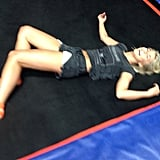 After seeing this pic of Julianne Hough, we all want to go to a trampoline gym!