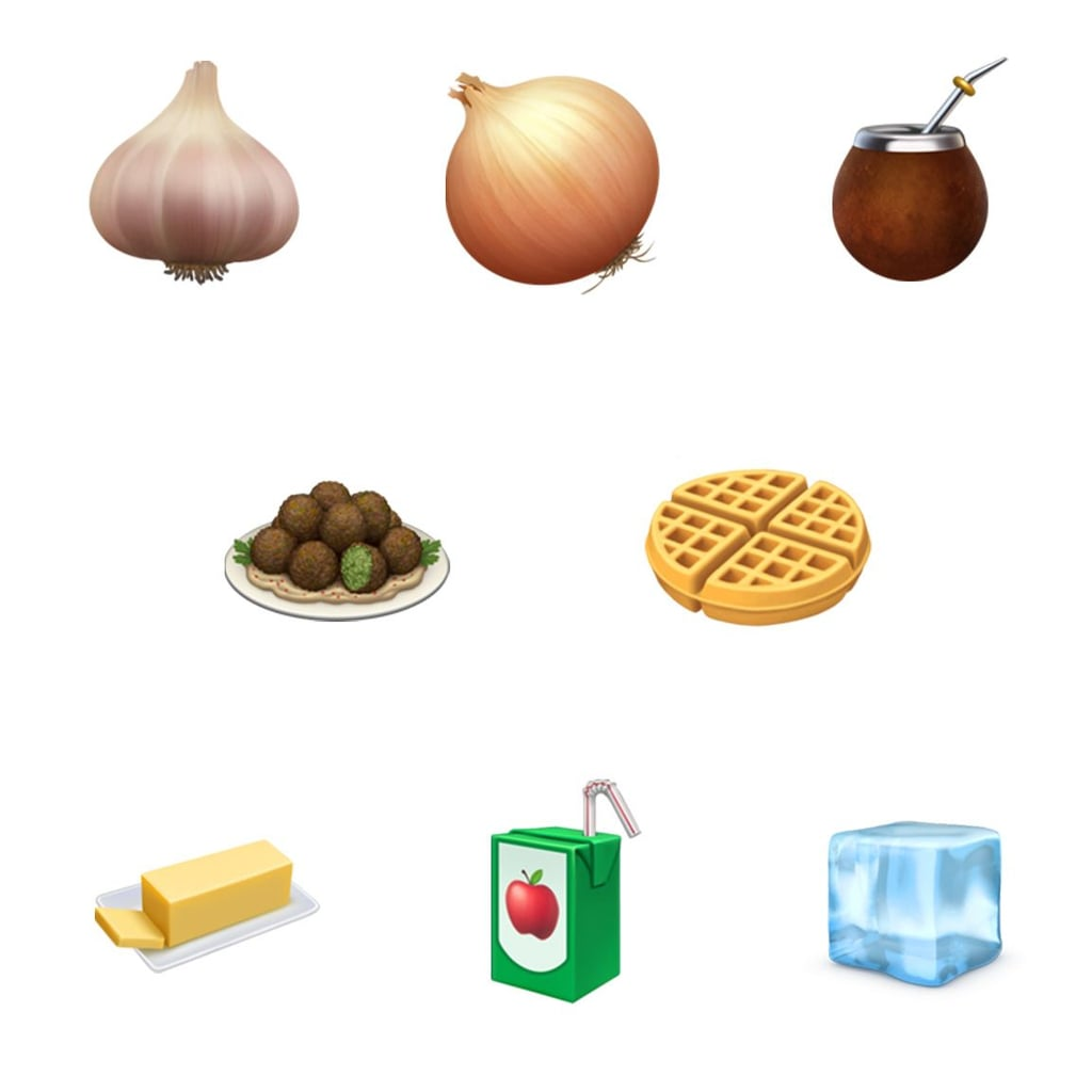 New 2019 Emoji From iOS 13.2