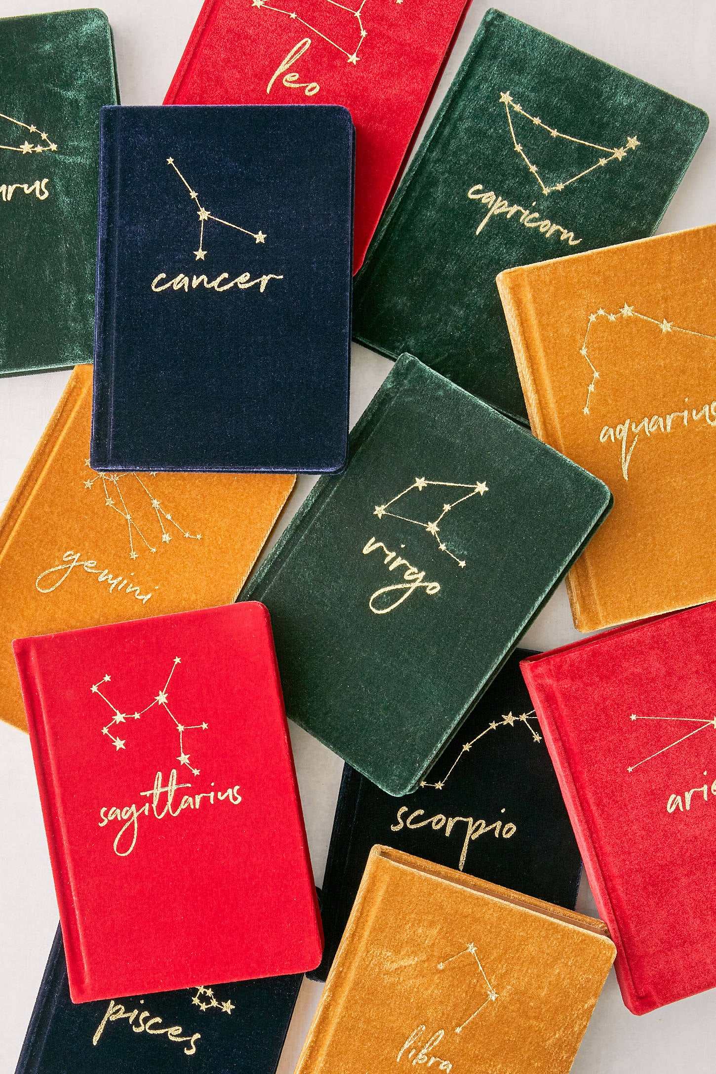 Velvet Zodiac Journal   Shop Urban Outfitters' 20 Hottest Gifts of ...