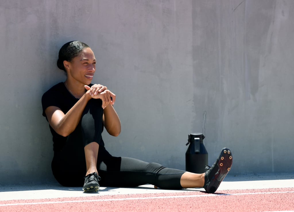 Allyson Felix's Favorite Workout Gear and Equipment