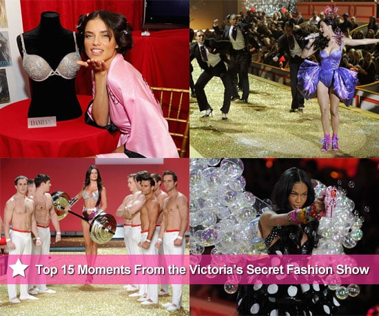 15 Top Moments From the 2010 Victoria's Secret Fashion Show Tonight on Fox 8!