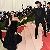 Bella Hadid and The Weeknd, 2016