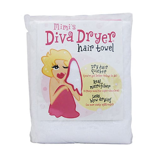 A Super-Absorbent Hair Towel