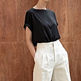 Lvir Two Pleats Half Pants