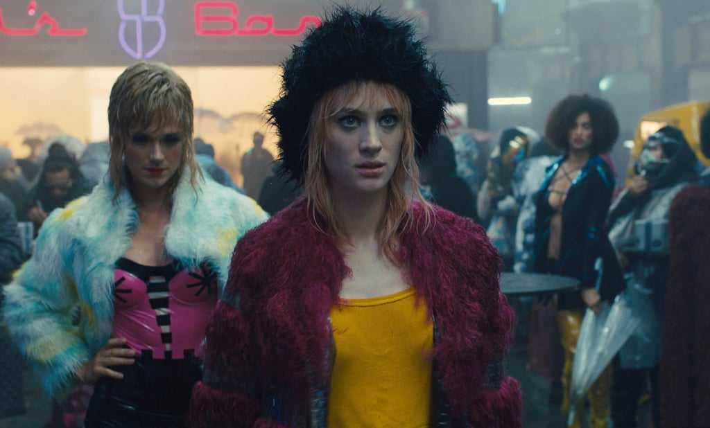 Who Plays Mariette in Blade Runner 2049?