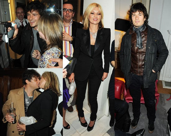 Photos of Kate Moss Out at Mummy Rocks in London