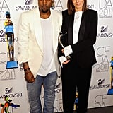 Kanye West, Phoebe Philo in Celine