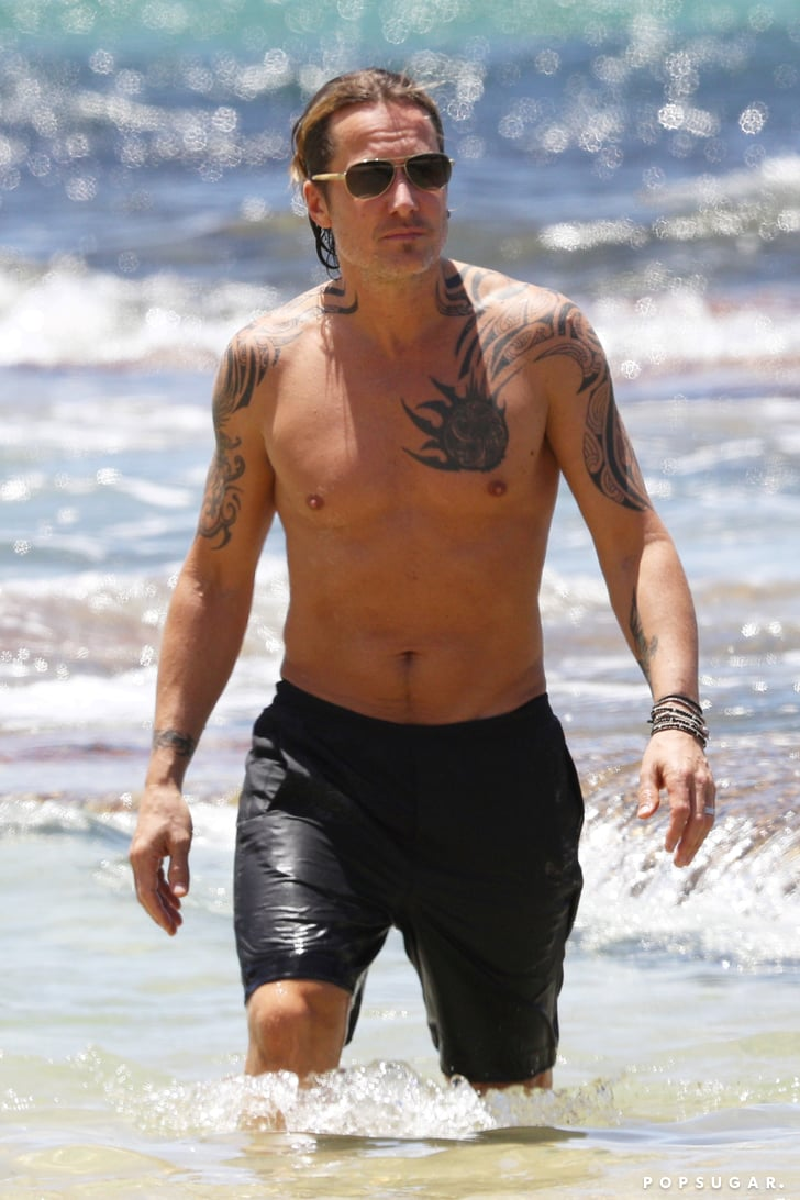 Keith Urban Best Celebrity Shirtless Pictures 2016