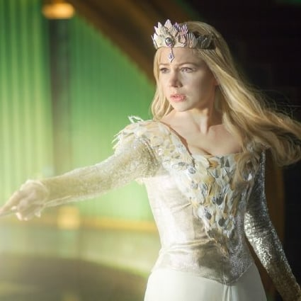 Oz the Great and Powerful Wins Box Office in Second Week