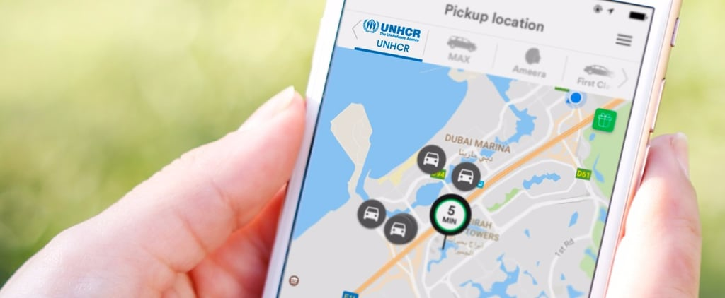 Careem Launches UNHCR Cars to Help Refugees