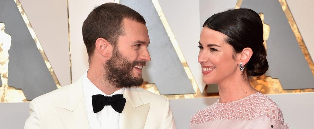 Jamie Dornan and Wife Amelia Warner Look 50 Shades of Cute at the Oscars