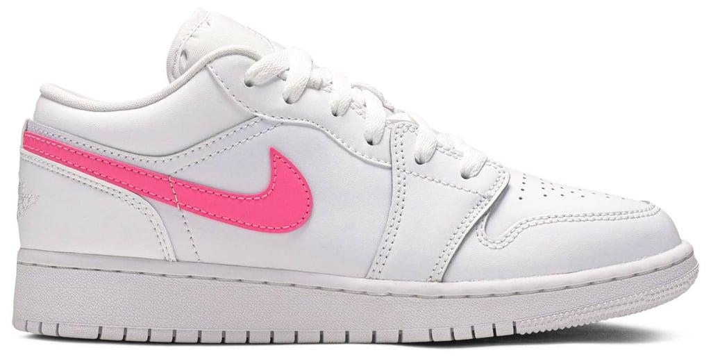 Jennifer's Exact Nike Air Jordan 1 Lows GS White Neon