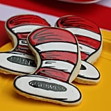 The Cat in the Hat Cookies