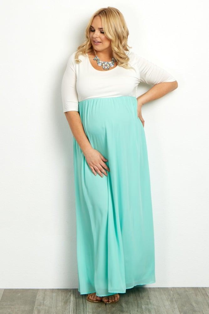 Plus Size Maternity Dresses Popsugar Family