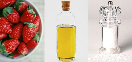 D.I.Y. Spa Treatment: Strawberry Exfoliator