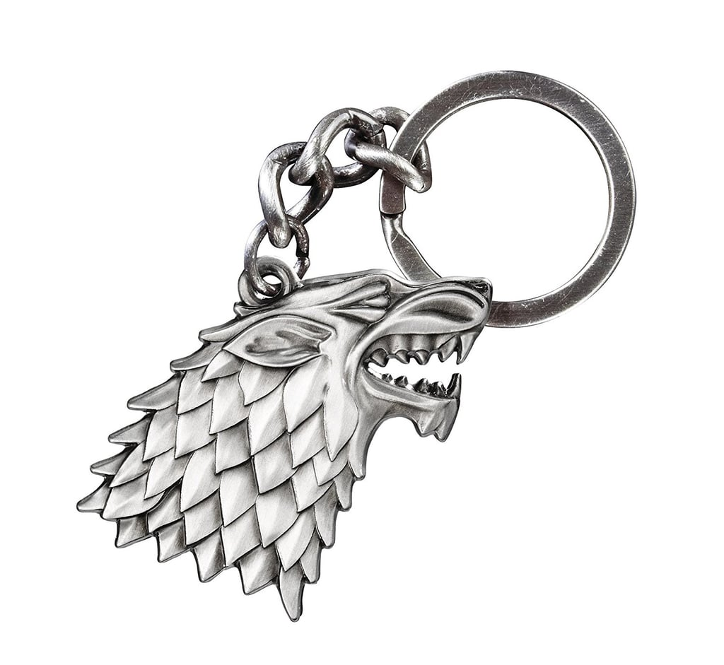 This Stark Keychain ($7) is coming with us everywhere.