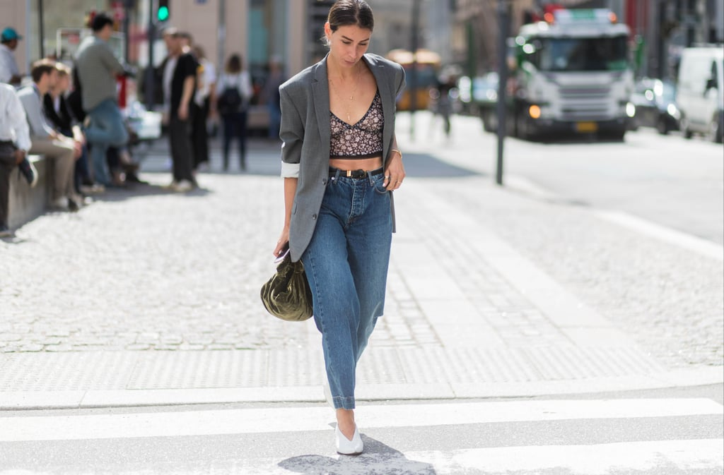 Street Style Mom Jeans Inspiration