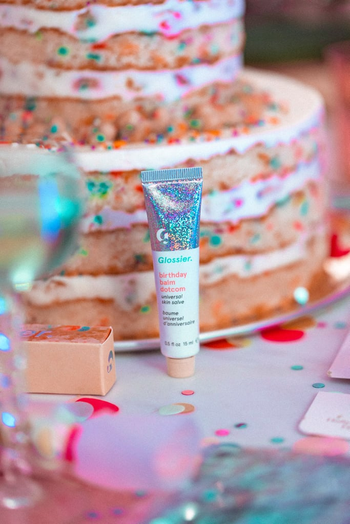 Birthday Cake Beauty Products