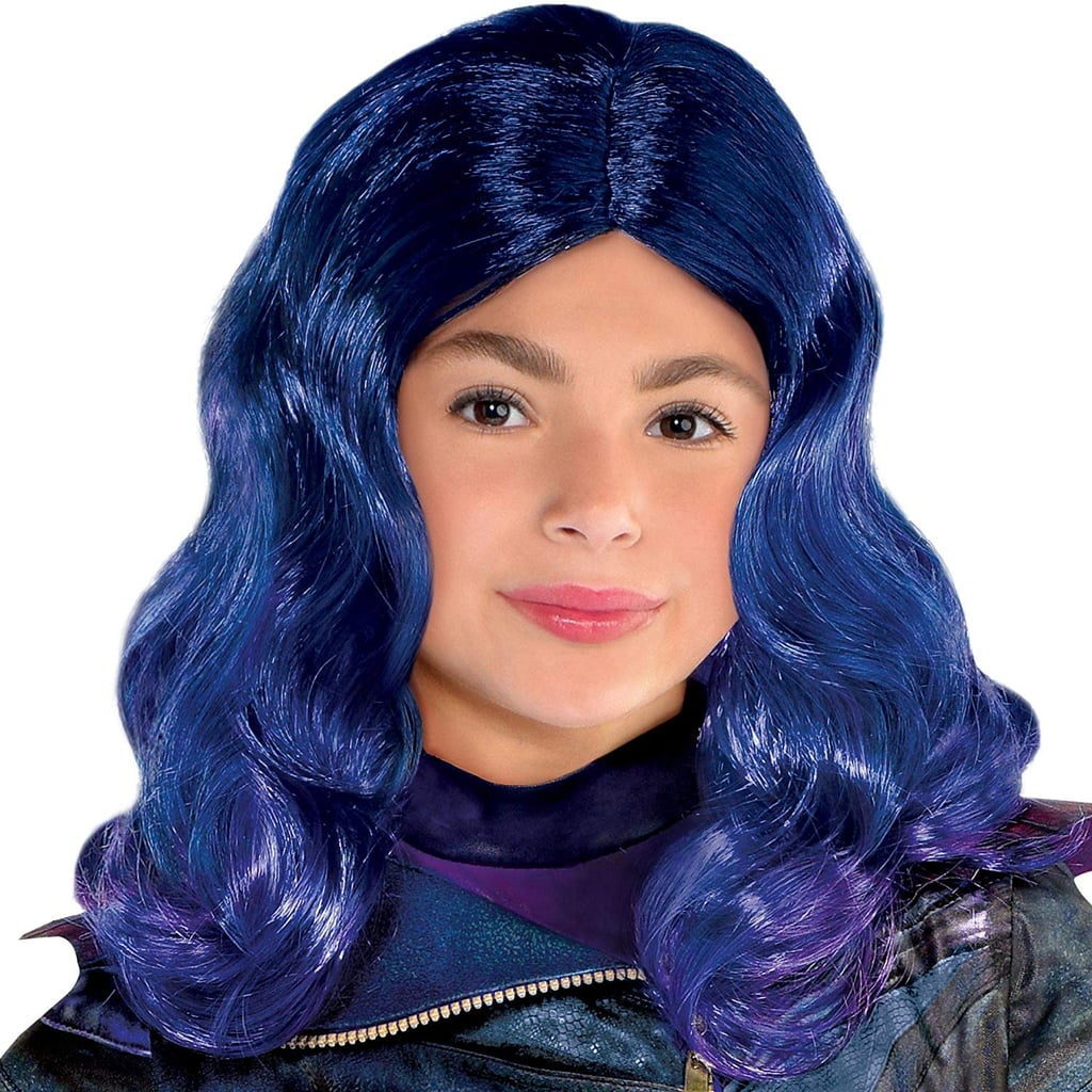 Party City Mal Wig For Girls — Descendants 3 | Descendants 3