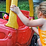 Have a Kids' Car Wash
