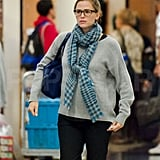 Ben Affleck Has a Sweet Sunday With Sera and Vi as Jennifer Garner Leaves Town
