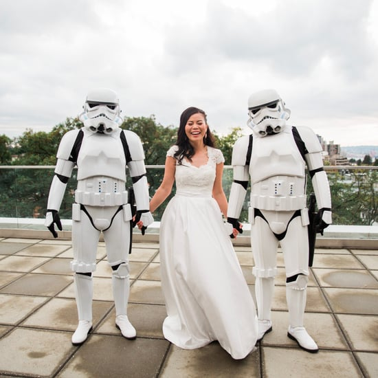 Elegant Star Wars Wedding