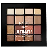 NYX Professional Makeup Ultimate Shadow Palette — Warm Neutrals