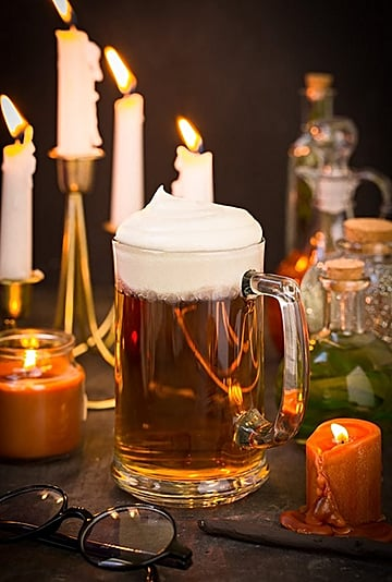 Bring on the Butterbeer! Harry Potter Party Recipes